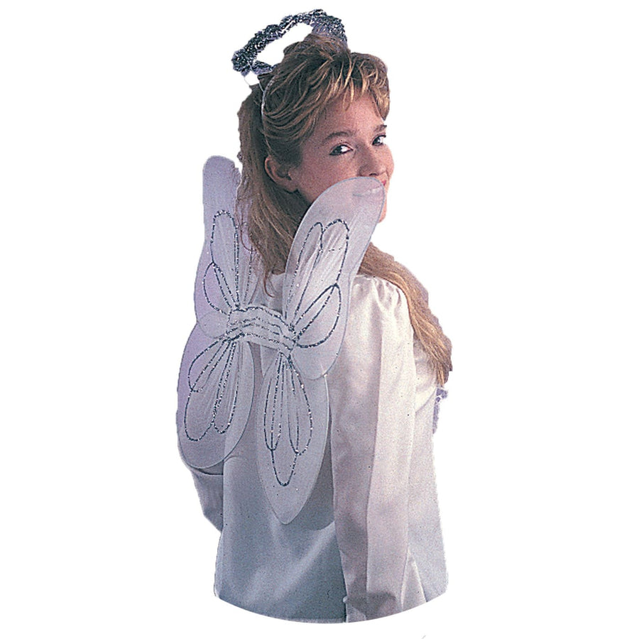 Angel Instant Adult - Angel & Fairy Costume Halloween costumes Robes Capes &