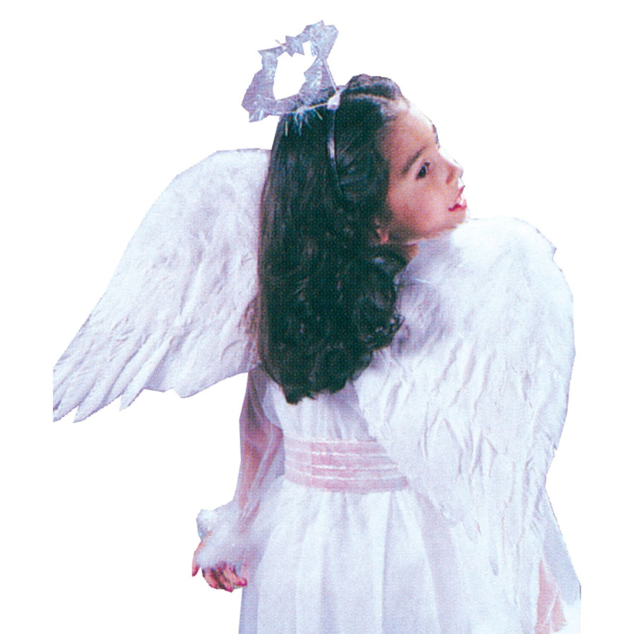 Angel Wings Feathr Child Blk - Angel Wings Feathr Child Blk Halloween costumes