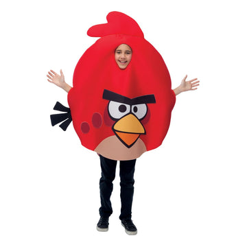 Angry Birds Red Child - Angry Birds Costume Animal & Insect Costume Halloween