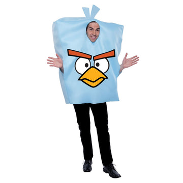 Angry Birds Space Ice Adult Costume - adult halloween costumes Angry Birds