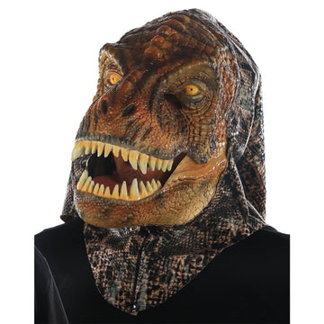 Animated Animal T Rex Mask - Animal & Insect Costume Costume Masks Halloween