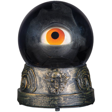 Animated Eyeball Crystal Ball - Decorations & Props Fortune Teller & Gypsy