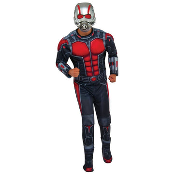 Ant Man Adult Costume - adult halloween costumes halloween costumes male