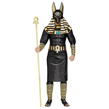 Anubis Adult Costume Standard Size - adult halloween costumes Egyptian Costume