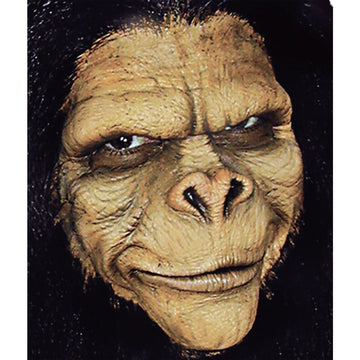 Ape Man Foam Latex Prosthetic Mask - Animal & Insect Costume Costume Masks