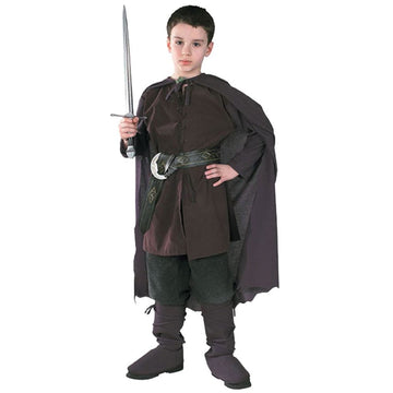 Aragorn Boys Costume Large - Boys Costumes boys Halloween costume Halloween
