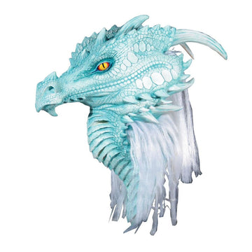 Arctic Dragon Premiere Mask - Animal & Insect Costume Costume Masks Game Costume