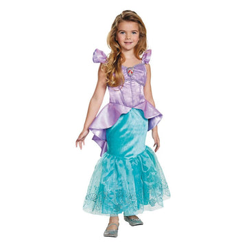 Ariel Prestige Girls Costume 4-6 - Girls Costumes New Costume