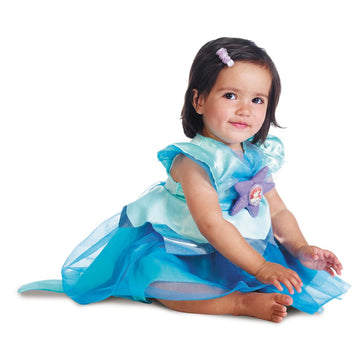 Ariel Toddler Costume 12-18 Months - Ariel Halloween Costume Disney Costume