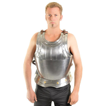 Armor Adult Jacket - Greek & Roman Costume Halloween costumes Hands Feet & Chest