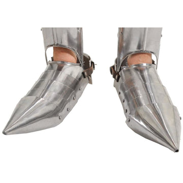 Armor Adult Shoes - Halloween costumes Medieval & Renaissance Costume Weapons