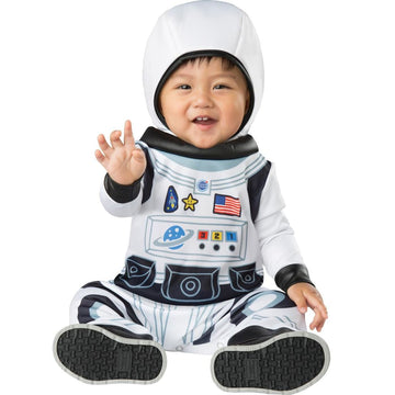 Astronaut Toddler Costume 18 Months-2T - Halloween costumes Military & Uniform