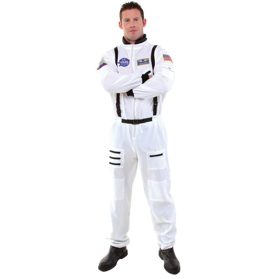 Astronaut White Teen - adult halloween costumes Astronaut Halloween Costume
