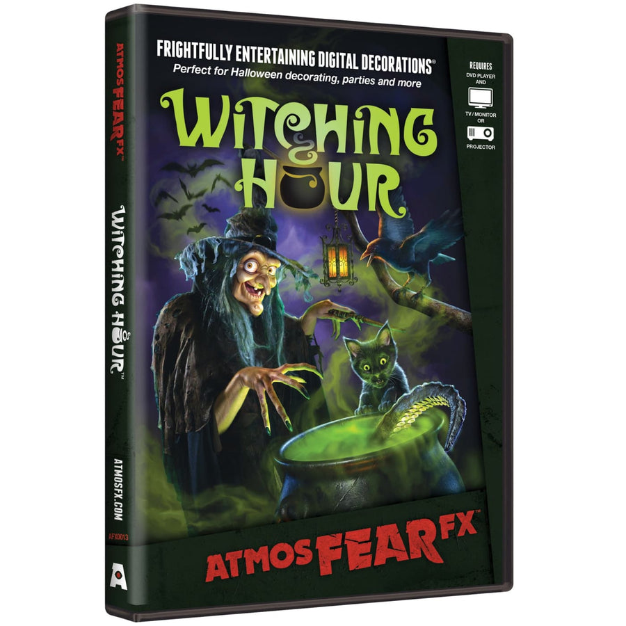 AtmosfearFX Witching Hour DVD - Decorations & Props Halloween costumes haunted