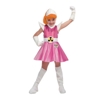 Atomic Betty Dlx Cost 4 6 - Atomic Halloween Costume Girls Costumes girls