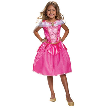 Aurora Classic Girls Costume 4-6 - Girls Costumes New Costume