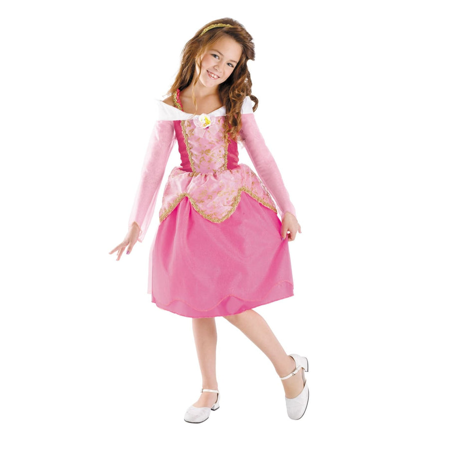 Aurora Deluxe Toddler Costume 3T-4T - Disney Costume Halloween costumes Royalty
