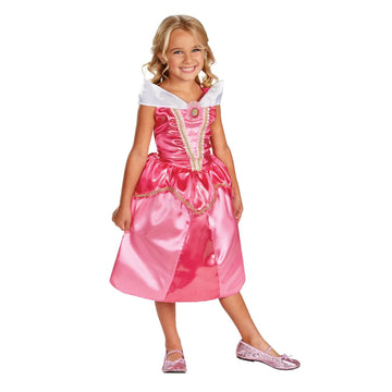 Aurora Sparkle Child Costume Classic 7-8 - Disney Costume Girls Costumes girls