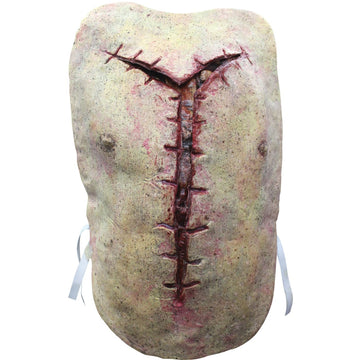 Autopsy Vest - Ghoul Skeleton & Zombie Costume Halloween costumes Hands Feet &