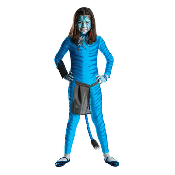 Avatar Child Neytiri Lg - Avatar Costume Avatar Halloween Costume Girls Costumes