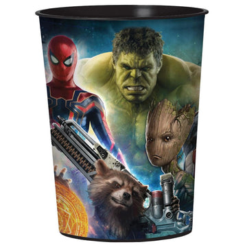 Avengers 16 Oz Cup - Avengers 16 Oz Cup Birthday Party Decorations Birthday