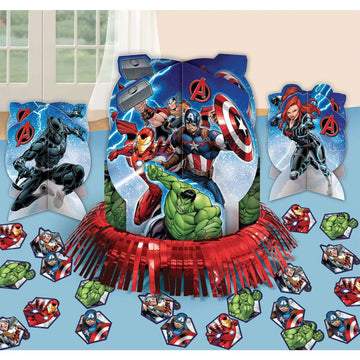Avengers Party Table Decor Kit - Birthday Party Decorations Birthday Party
