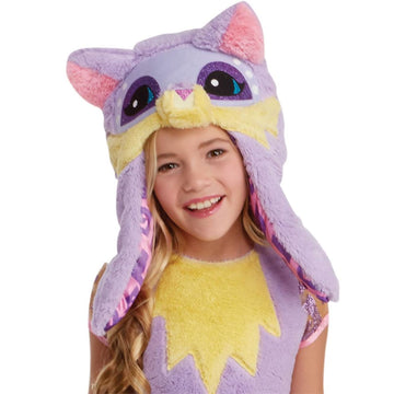 Awesome Funny Fox Girls Costume Hood - Animal & Insect Costume Girls Costumes