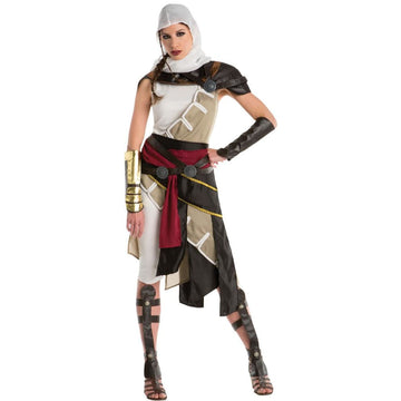 Aya Assassins Creed Womens Costume Sm - adult halloween costumes Game Costume