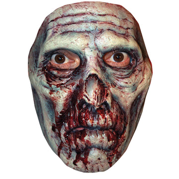 B Spaulding Zombie 3 Adult Costume Face Mask - Costume Masks Ghoul Skeleton &