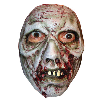 B Spaulding Zombie 4 Adult Costume Face Mask - Costume Masks Ghoul Skeleton &