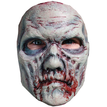 B Spaulding Zombie 8 Adult Costume Face Mask - Costume Masks Ghoul Skeleton &