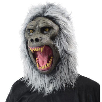 Baboon Latex Mask - Animal & Insect Costume Baboon Latex Mask Costume Masks