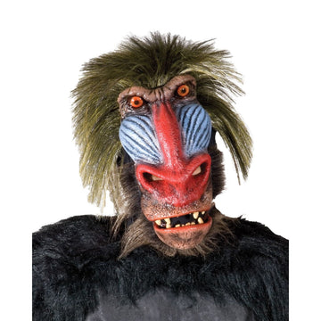 Baboon Mask - Animal & Insect Costume Baboon Halloween Costume Baboon Mask