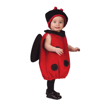 Baby Bug Plush Toddler Costume To 24 Months - Animal & Insect Costume Baby