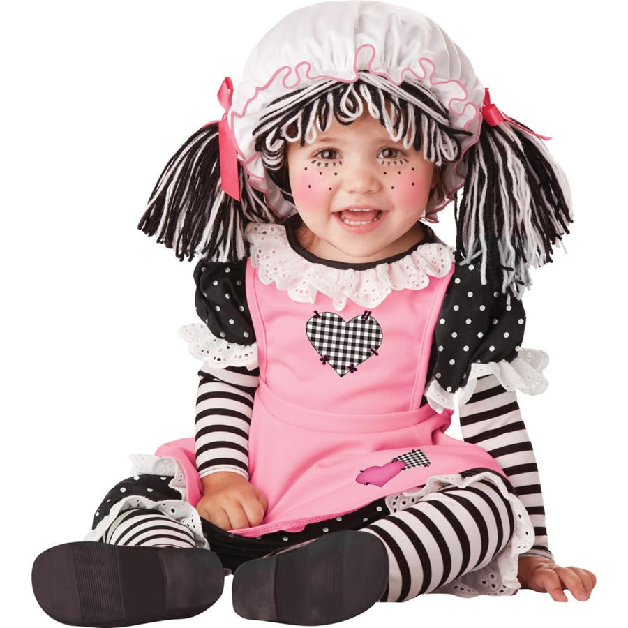 Baby Doll Toddler Costume 18-24 Months - Halloween costumes Toddler Costumes