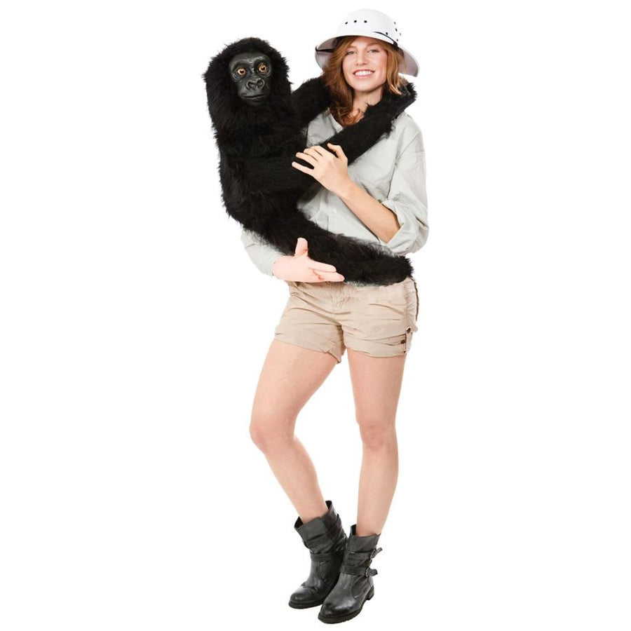 Baby Gorilla Arm Puppet - Animal & Insect Costume Decorations & Props Halloween