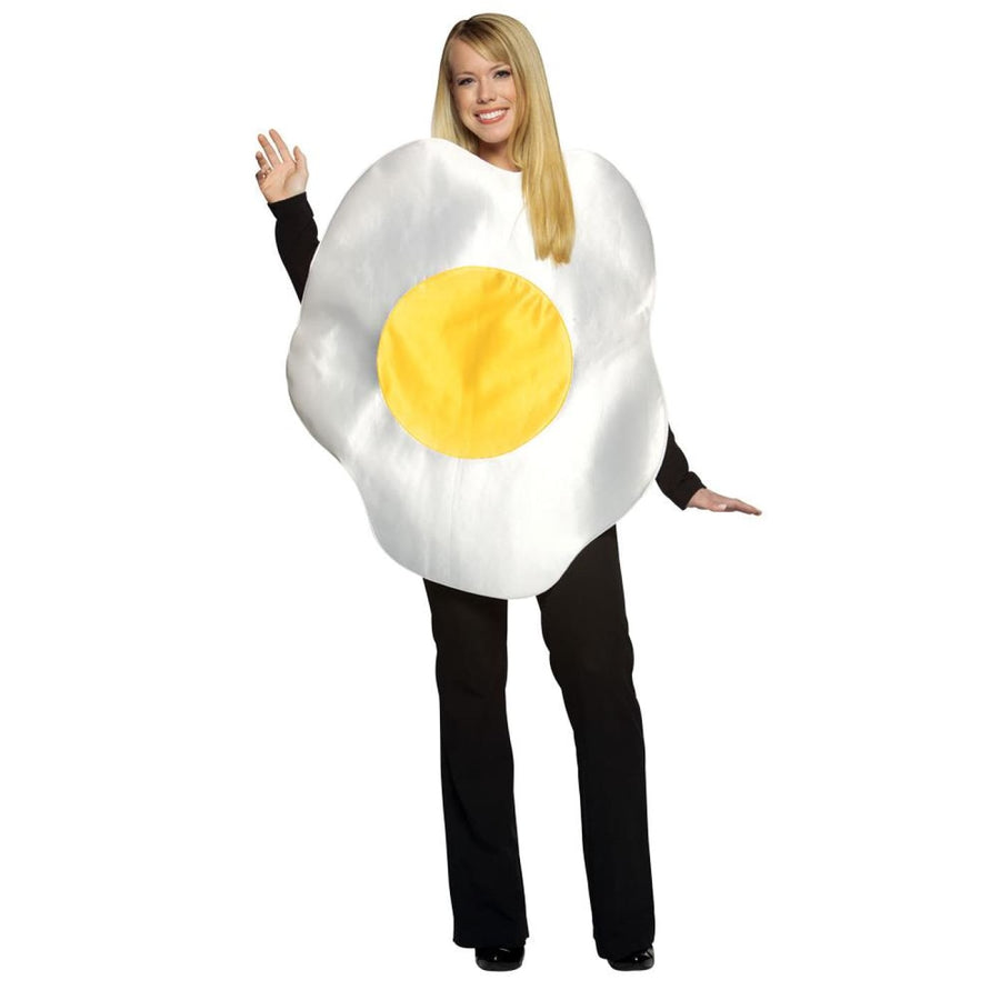Bacon Egg Couples Adult Costume - adult halloween costumes Food & Drink Costume