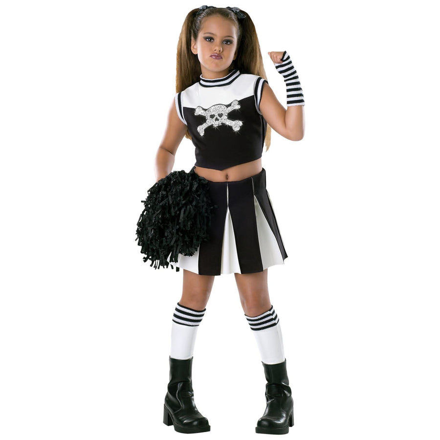 Bad Spirit Child Costume Lg - Cheerleader & Sports Costume Girls Costumes girls