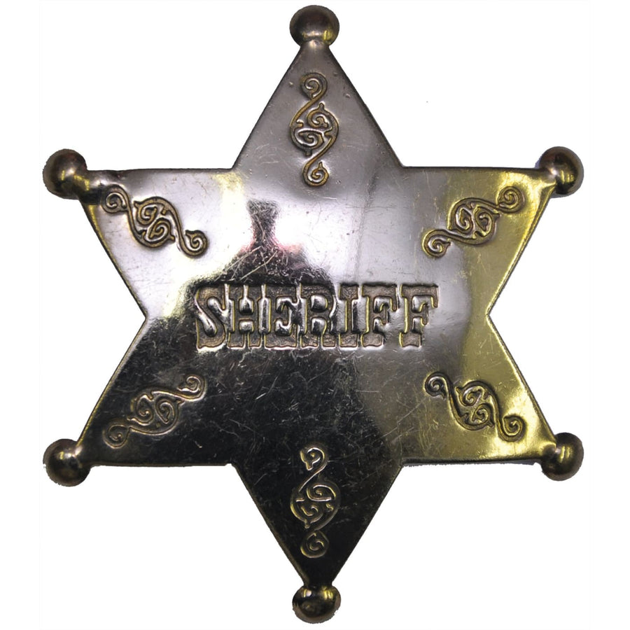 Badge Sheriff - Convict & Cop Costume Halloween costumes