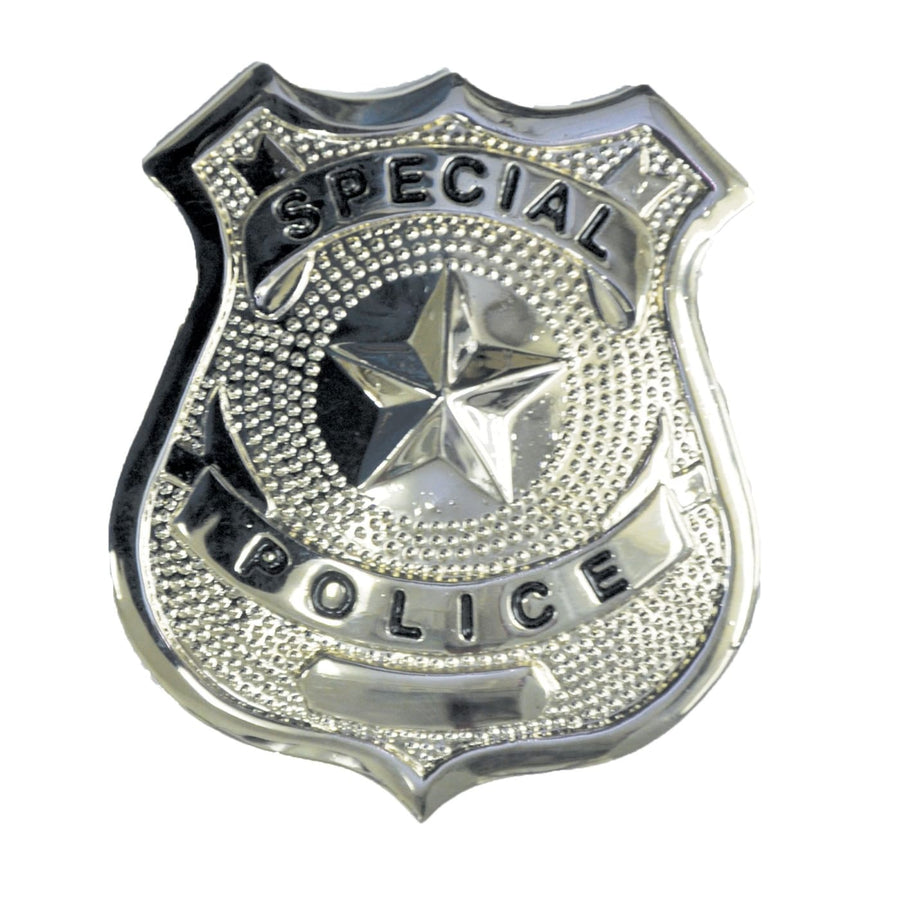 Badge Special Police - Convict & Cop Costume Halloween costumes