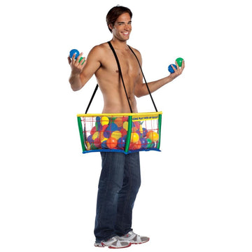 Ball Pit Adult Costume - adult halloween costumes Funny Costume funny halloween