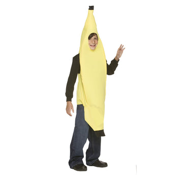 Banana Kids Costume 7-10 - Boys Costumes boys Halloween costume Food & Drink