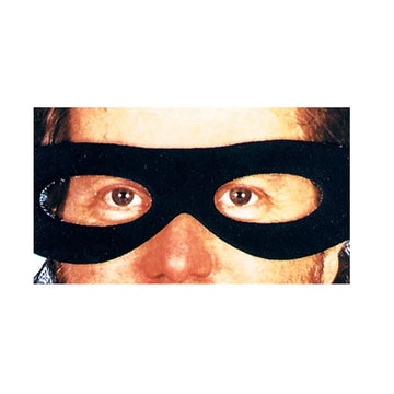Bandit Mask Black 13645 - Convict & Cop Costume Costume Masks Halloween costumes