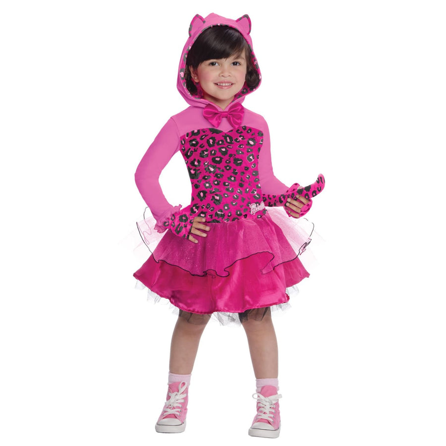 Barbie Kitty Child Costume Sm - Animal & Insect Costume Barbie Costume Barbie