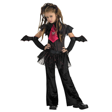 Bat Chick Sz 10 To 12 - Girls Costumes girls Halloween costume Gothic & Vampire