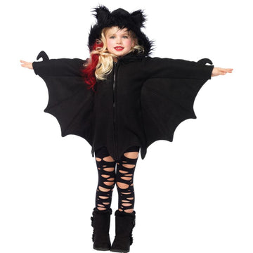Bat Cozy Kids Costume Large 10-12 - Girls Costumes girls Halloween costume