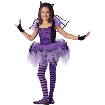 Batarina Child Lg 12-14 - Girls Costumes girls Halloween costume Halloween