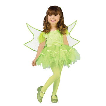 Batarina Fairy Green Toddler Costume 24 Months-2T - Angel & Fairy Costume