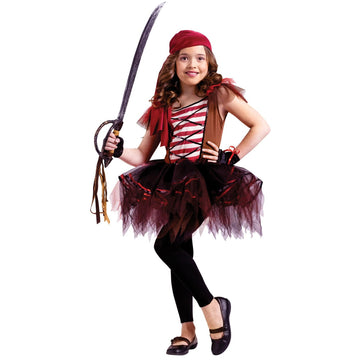 Batarina Pirate Child 12-14 - Girls Costumes girls Halloween costume Halloween