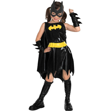 Batgirl Child Md - Batgirl costume Batgirl Halloween Costume Batman Costume